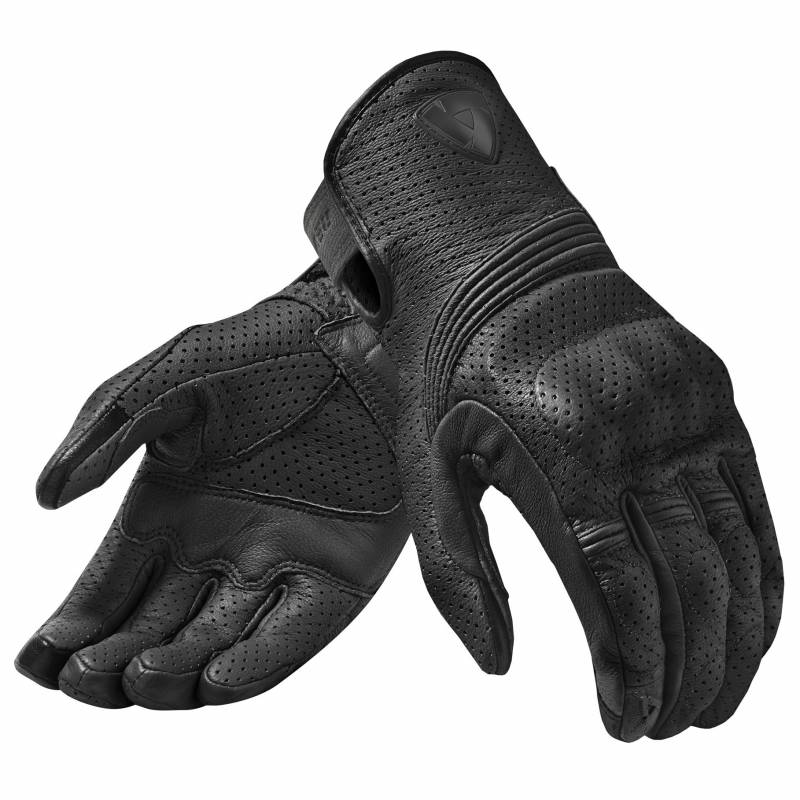 REVIT! Fly 3 Perforated Leather Motorcycle Gloves