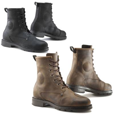 TCX X-Blend Waterproof Vintage Motorcycle Boots