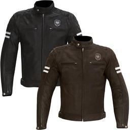 Merlin Hixon Leather Jacket