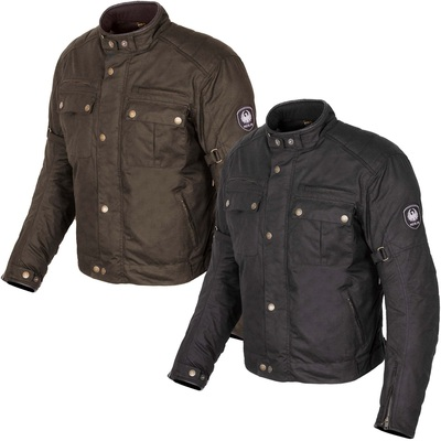 Merlin Barton 2 Waxed Motorcycle Jacket - Waterproof