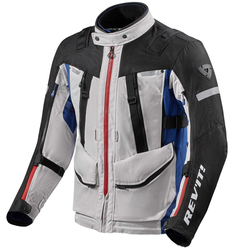 REVIT! Sand 4 ADV Motorcycle Jacket