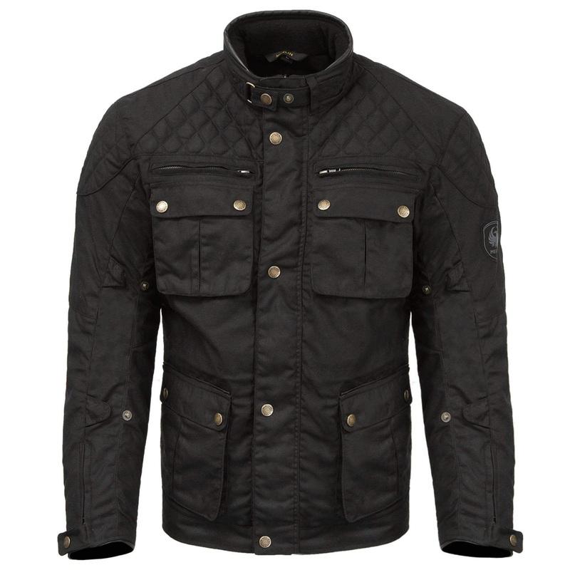 Merlin Edale Jacket - Cotec Wax Motorcycle Jacket