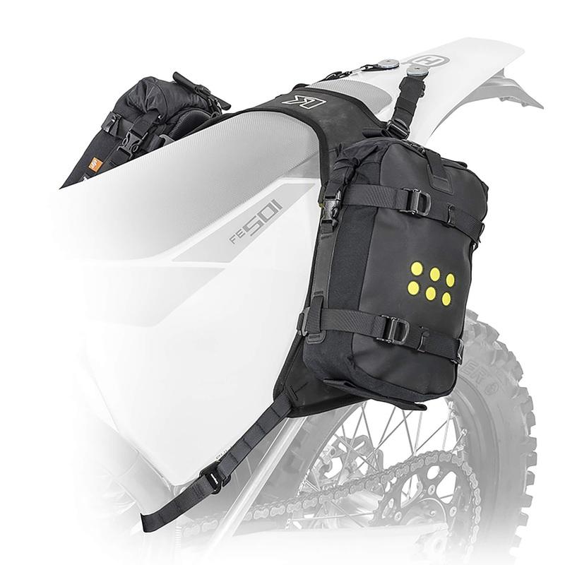 Kriega OS-COMBO 12 Motorcycle Soft Panier Pack