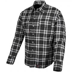 Speed and Strength Black 9 Reinforced Moto Shirt