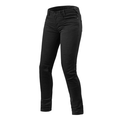 REVIT! Womens Maple Skinny Fit Motorcycle Riding Jeans