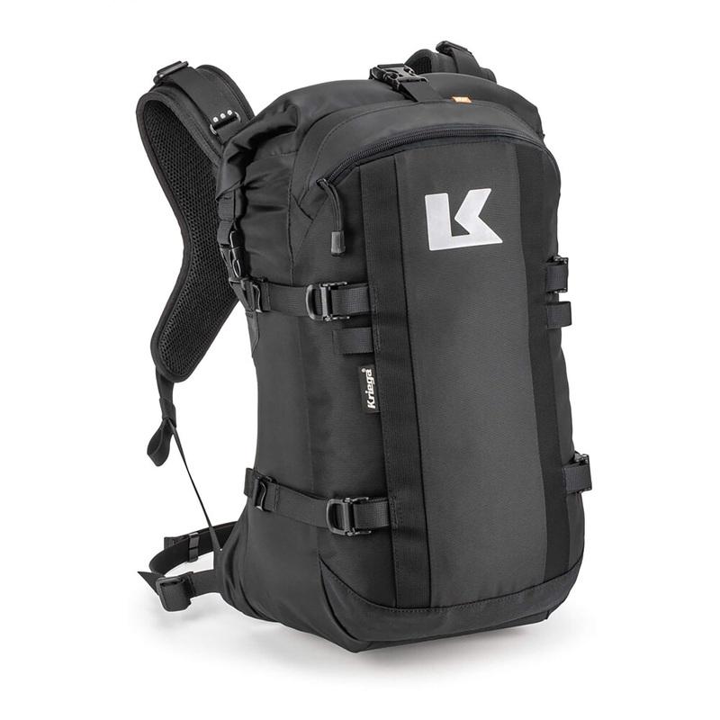 Kriega R22 Waterproof Motorcycle Backpack - 22L