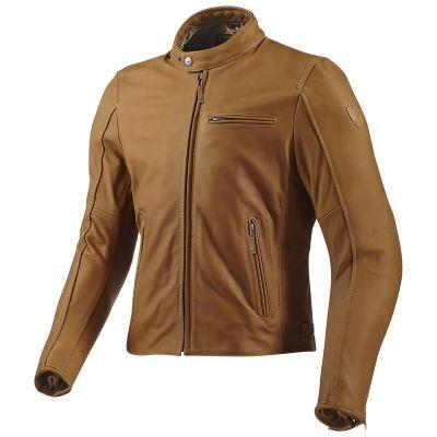 REVIT! Flatbush Leather Jacket