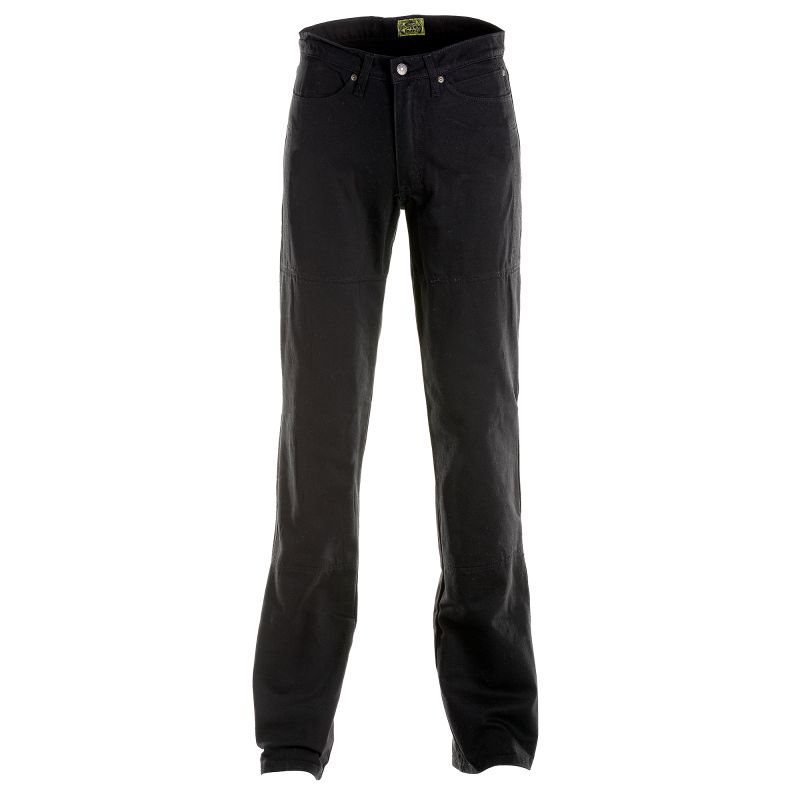 """Draggin Classic Oversized Big Mens Kevlar Motorcycle Jeans (Sizes 46""""- 60"""")"""
