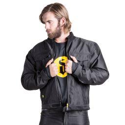 Draggin Hydro Waterproof & Armoured Motorcycle Jacket