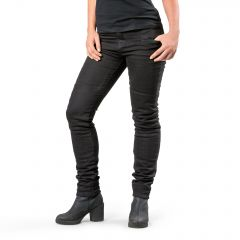 Women's Draggin Twisa Black Jeans