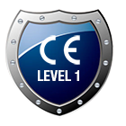 CE Level 1 Approved