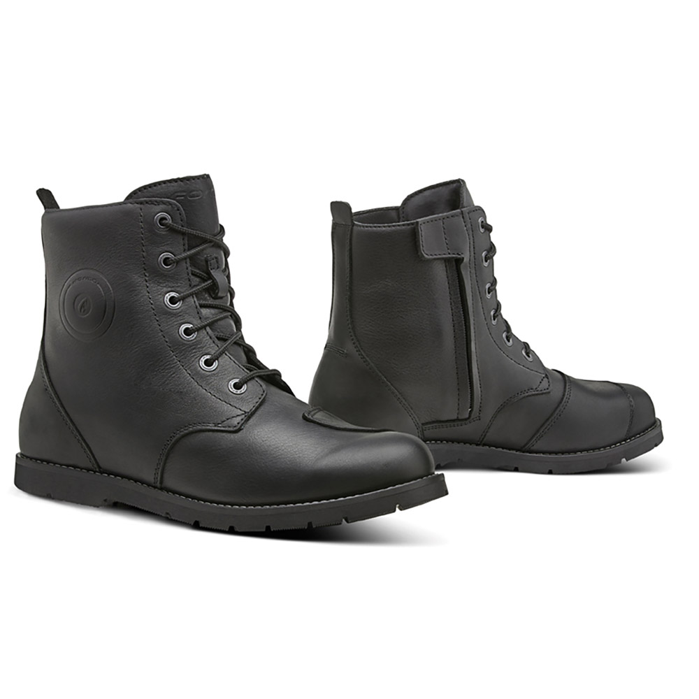 Forma CreedWomen's Leather Motorcycle Boots