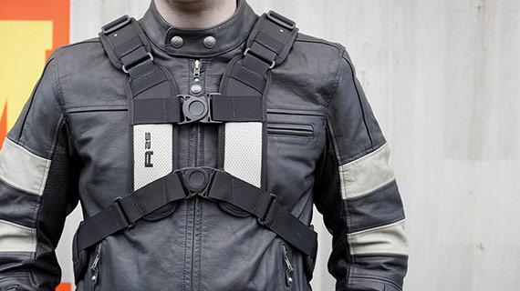 Kriega QUADLOC 4-Point Harness System