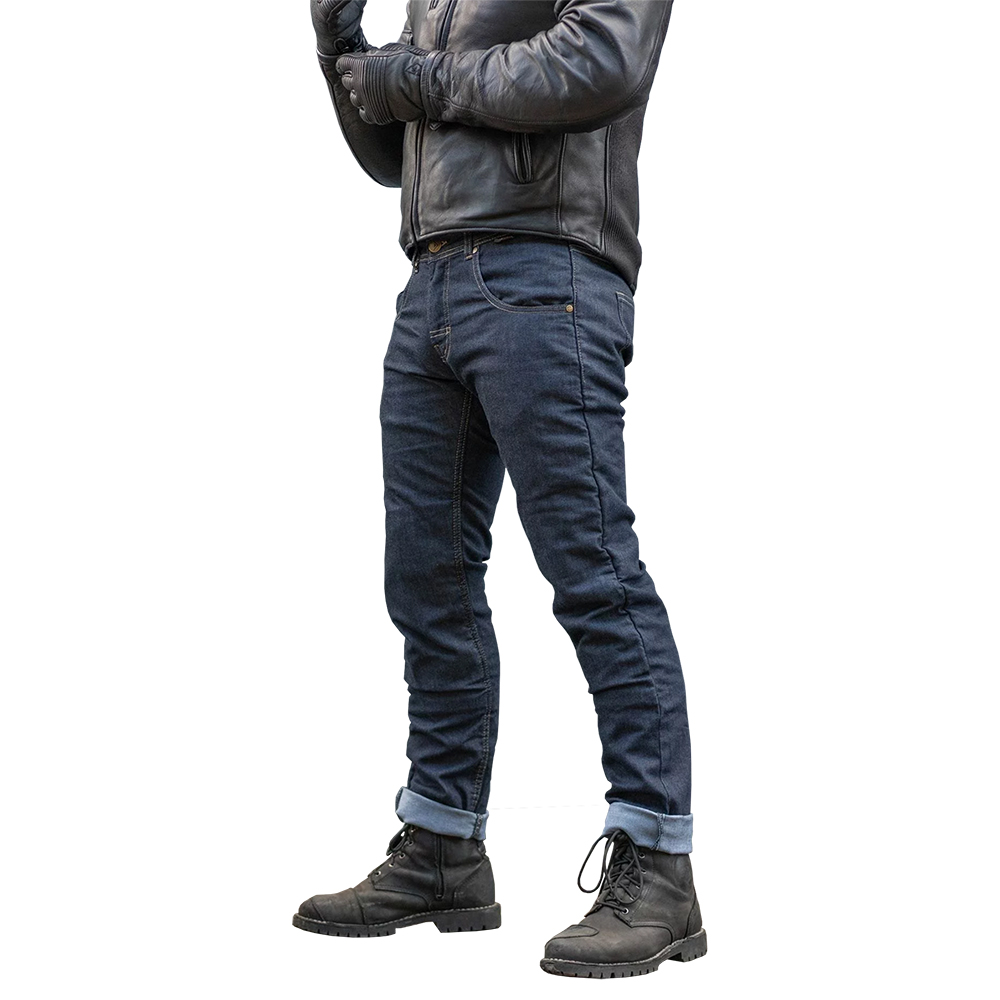 Merlin Route One Hardy Jeans - Kevlar Motorcycle Jeans