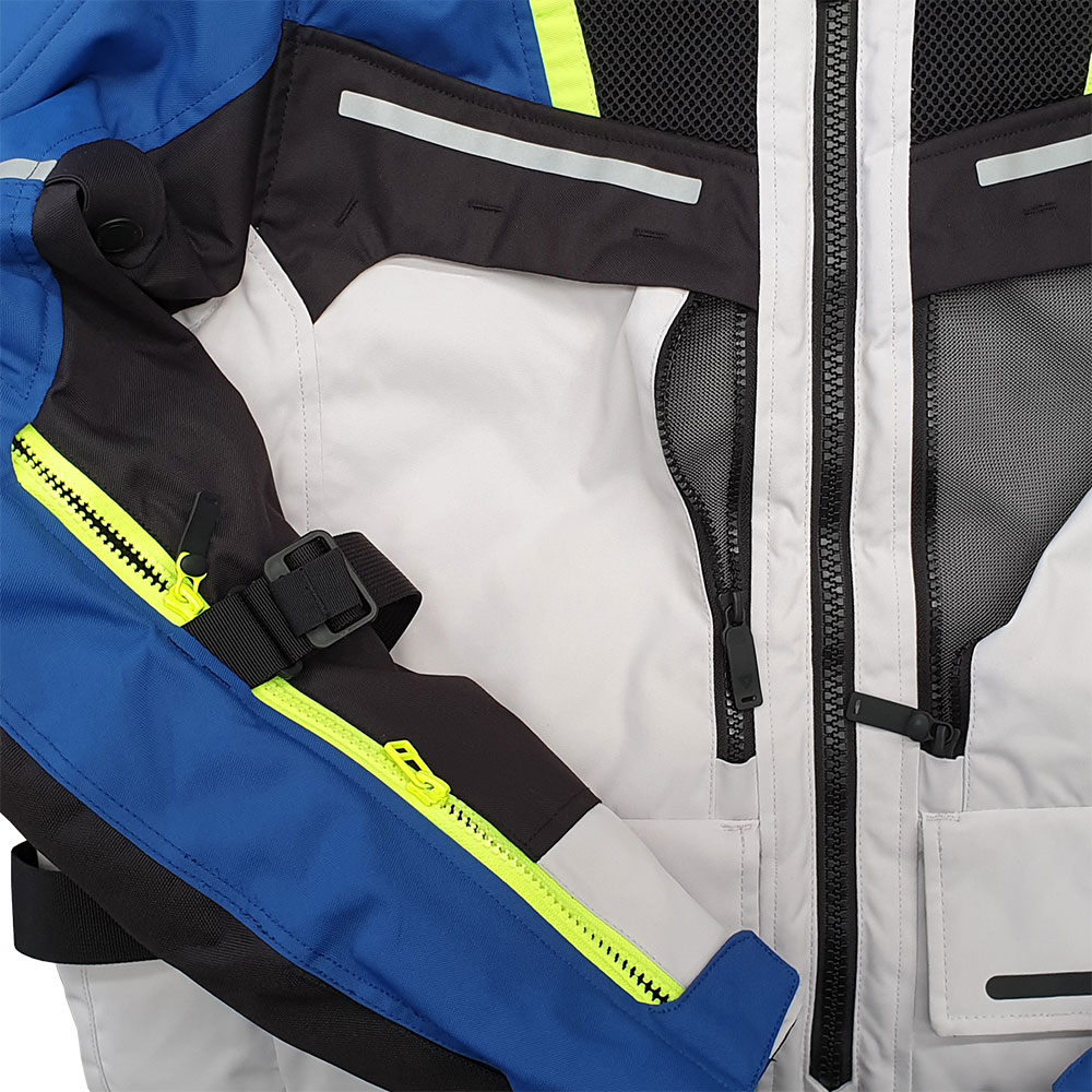 REVIT Offtrack Jacket VCS Zippered Ventilation
