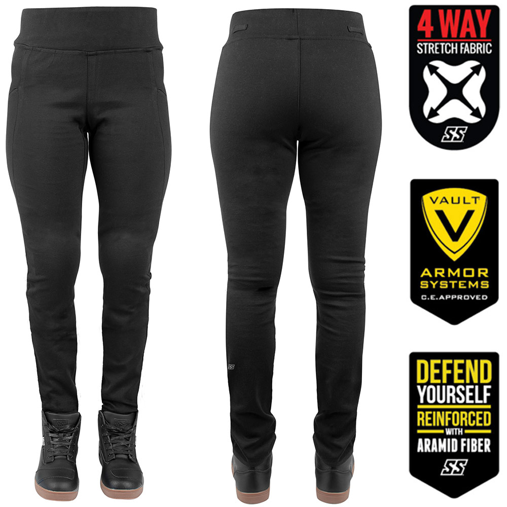Speed And Strength Double Take Motorcycle Leggings