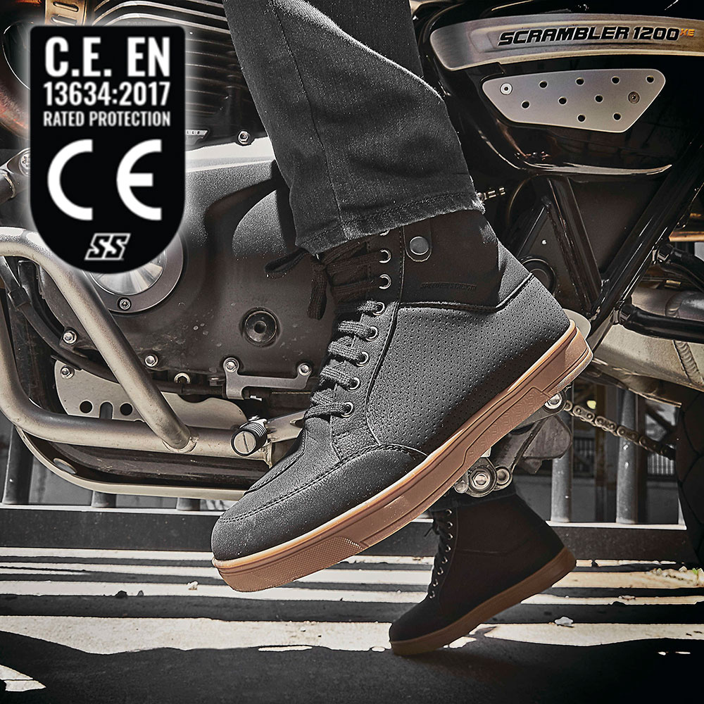 Speed And Strength United By Speed Moto Shoes