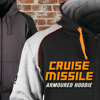 Motorcycle Hoodie With Armour Review